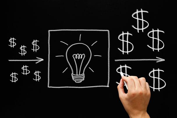 Retorno ao investir em uma startup