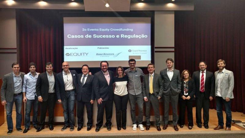 Regulação ao setor de equity crowdfunding é discutida em reunião