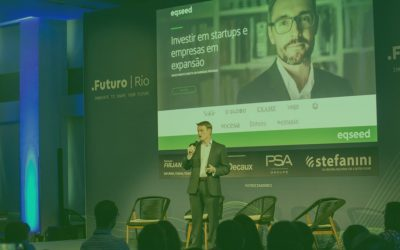 EqSeed marca presença na Conferência .Futuro | Rio