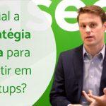 Diversificar investimentos duas vezes: estratégia certa para investir em startups