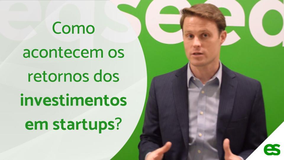 3 formas de retorno ao investir em uma startup