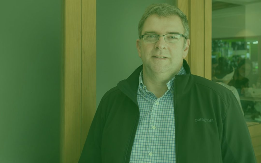 Investidor de startups da EqSeed: Nick Johnston