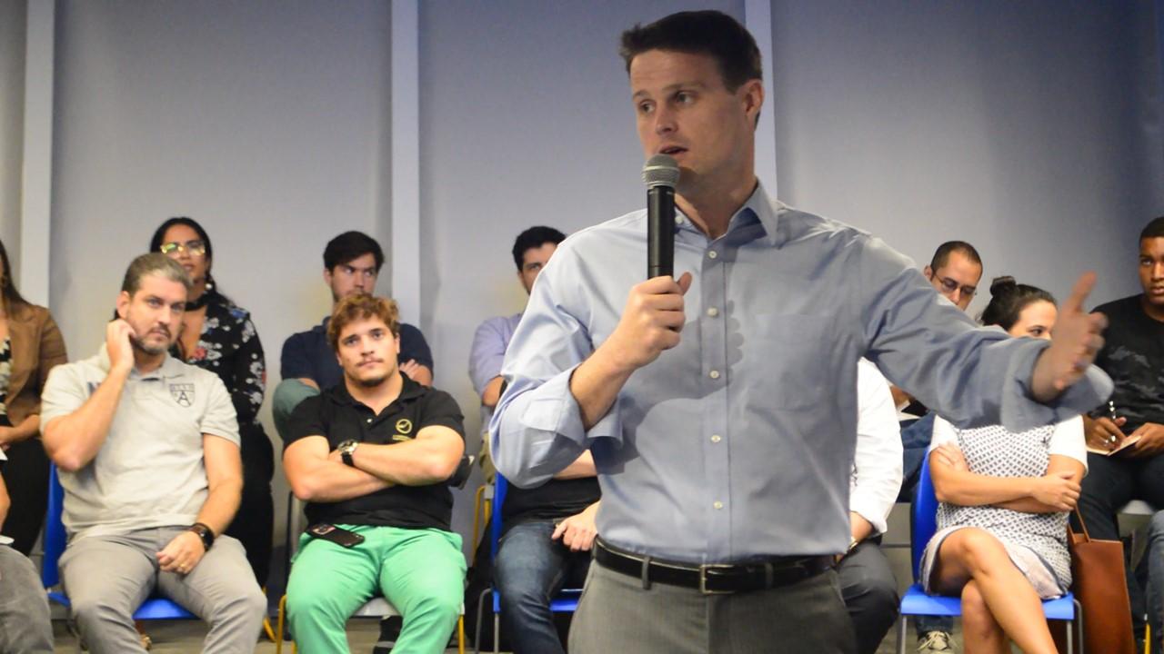 Workshop captar investimentos