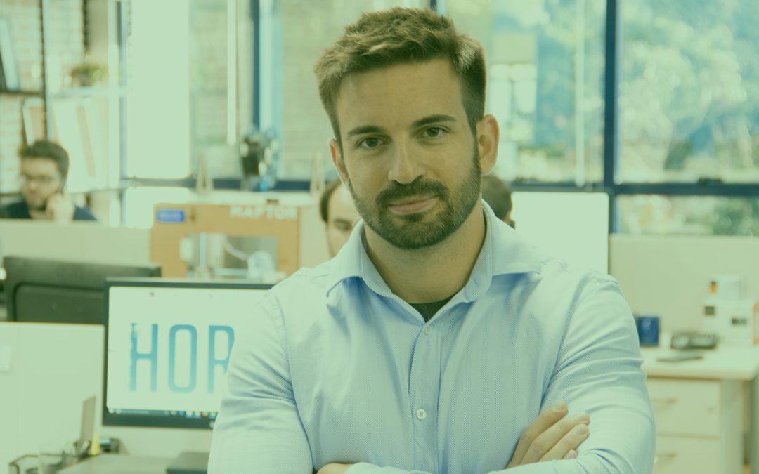 Venture Capital na EqSeed: entrevista Fabrício Hertz, CEO da Horus Aeronaves