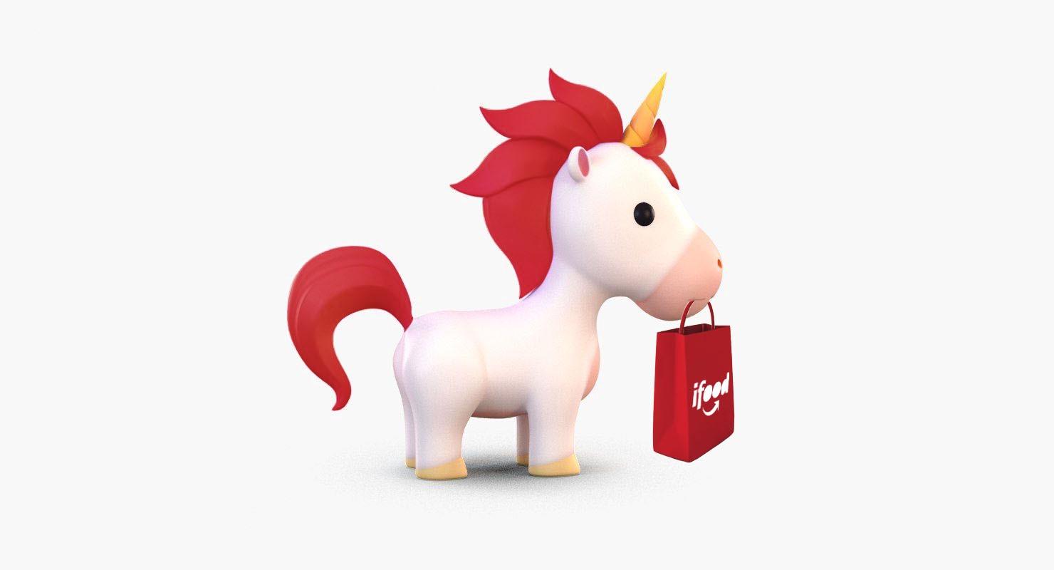 ifood unicornio