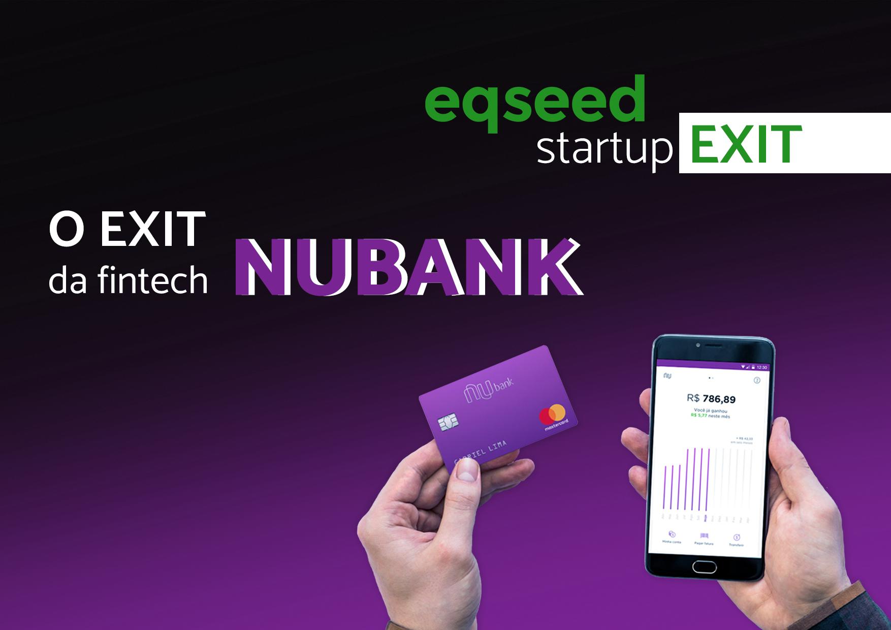 E-book | O exit da fintech Nubank