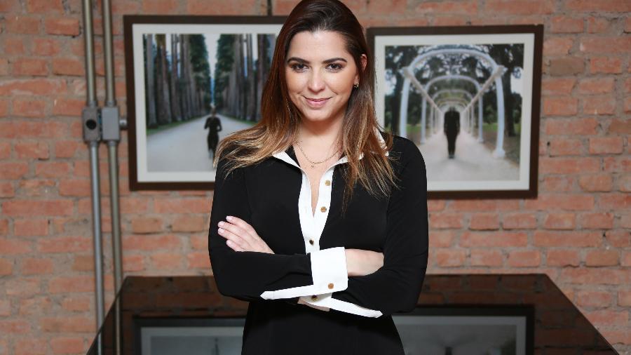 """""""Já vivi com R$8 reais na conta"""", diz CEO da DinDin"""