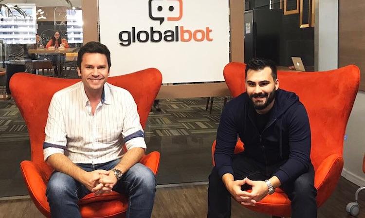 Equity crowfunding: startup catarinense Globalbot capta R$ 2 milhões em seis dias