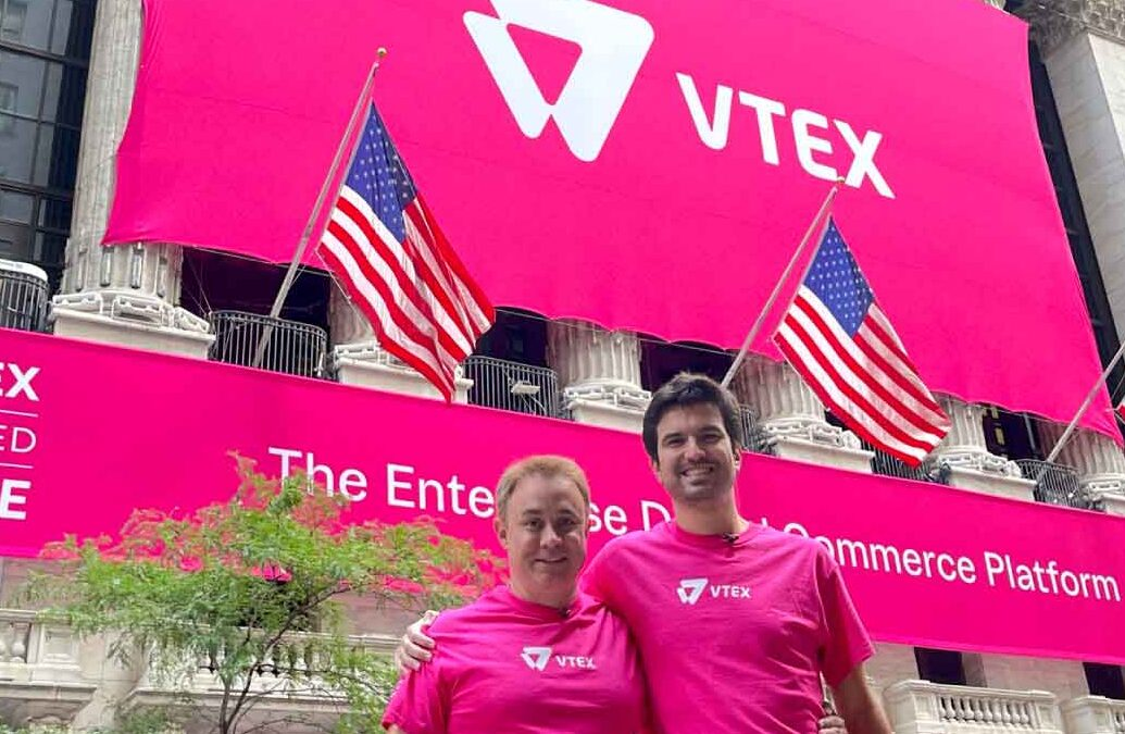 VTEX capta US$361 milhões em IPO e mostra a força das startups brasileiras